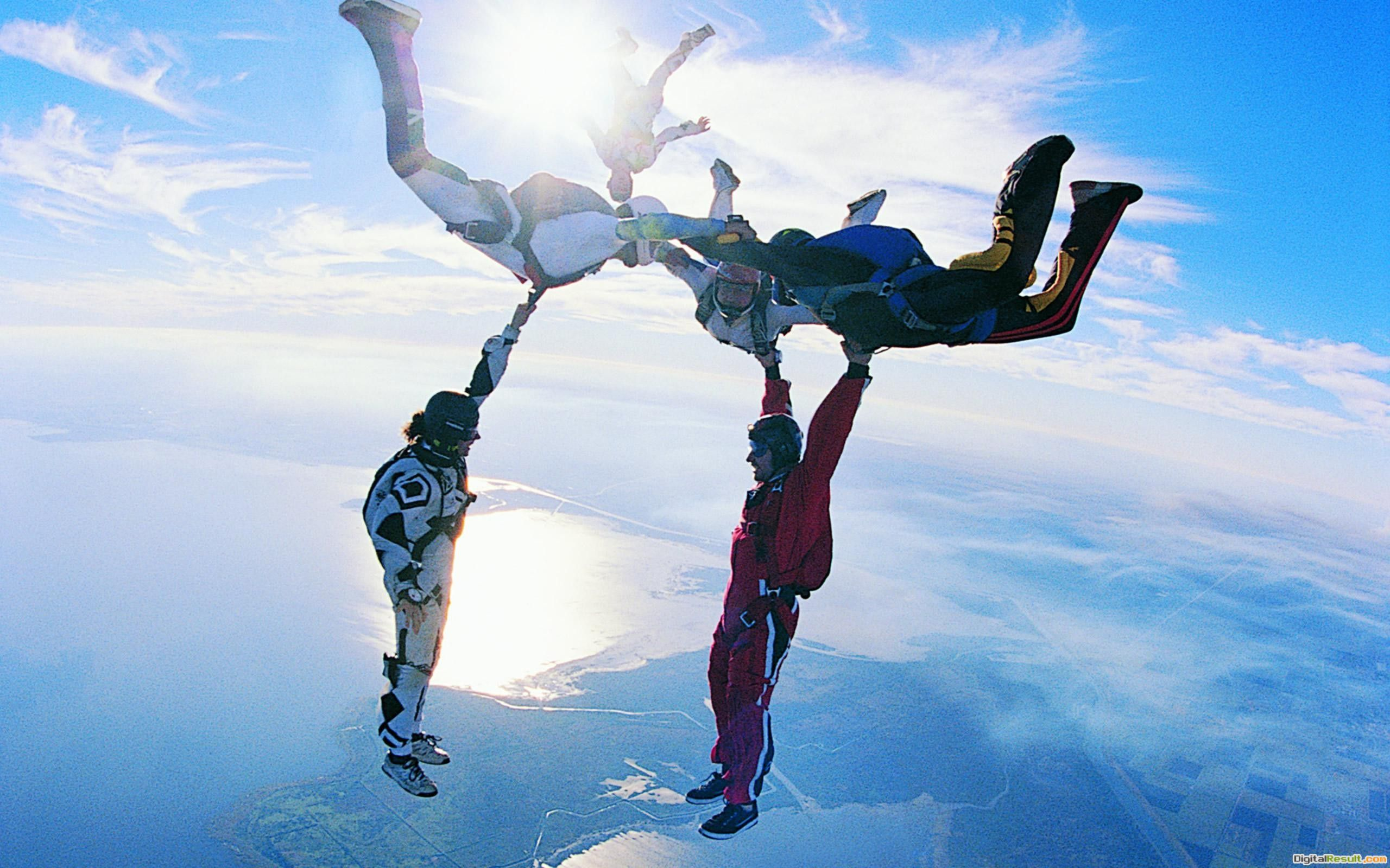 Skydiving Sky Diving Tube Wallpaper, HQ Backgrounds | HD wallpapers 1673