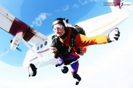 Skydiving Sports 3D HD WallpapersWallpapers Points 624