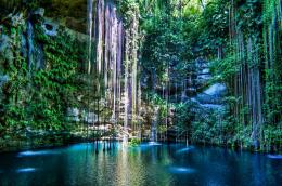 Ik Kil cenote, Yucatán, Mexico [10 Pic] ~ Awesome Pictures 1395