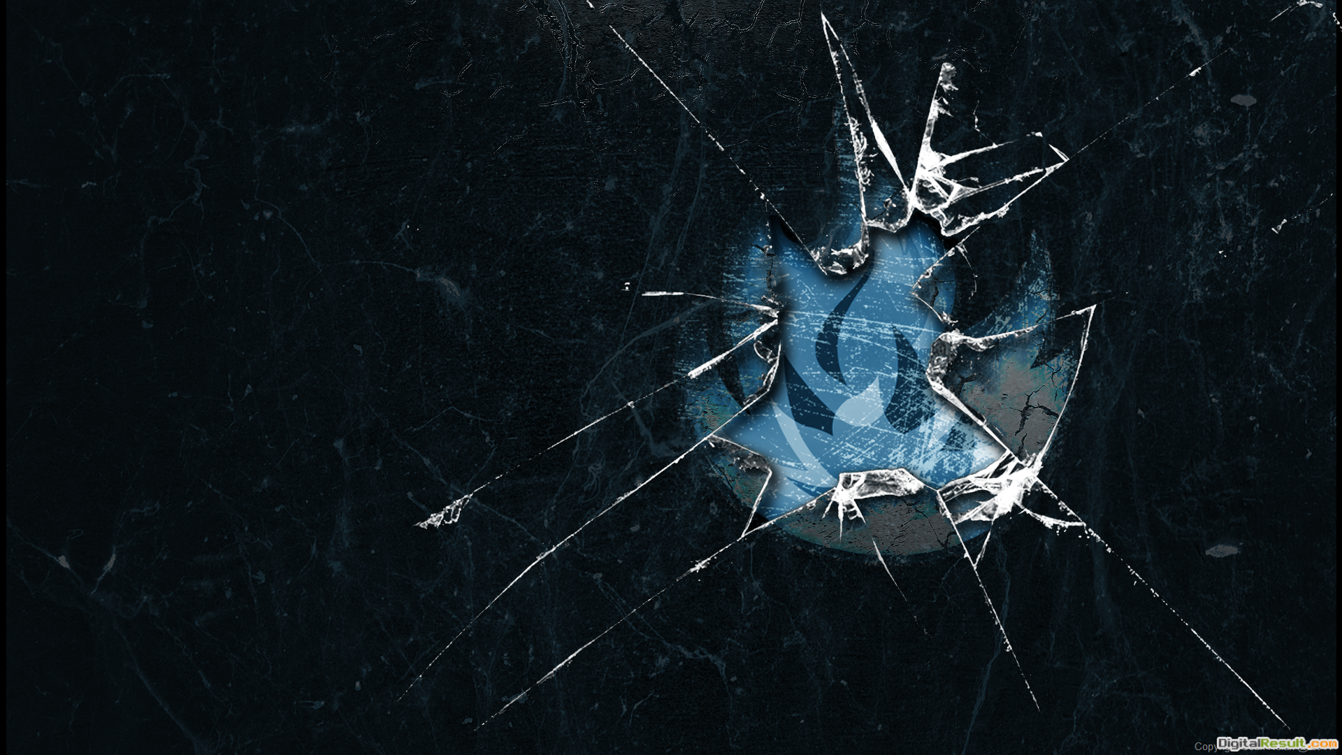 Broken Glass Wallpaper Widescreen 982