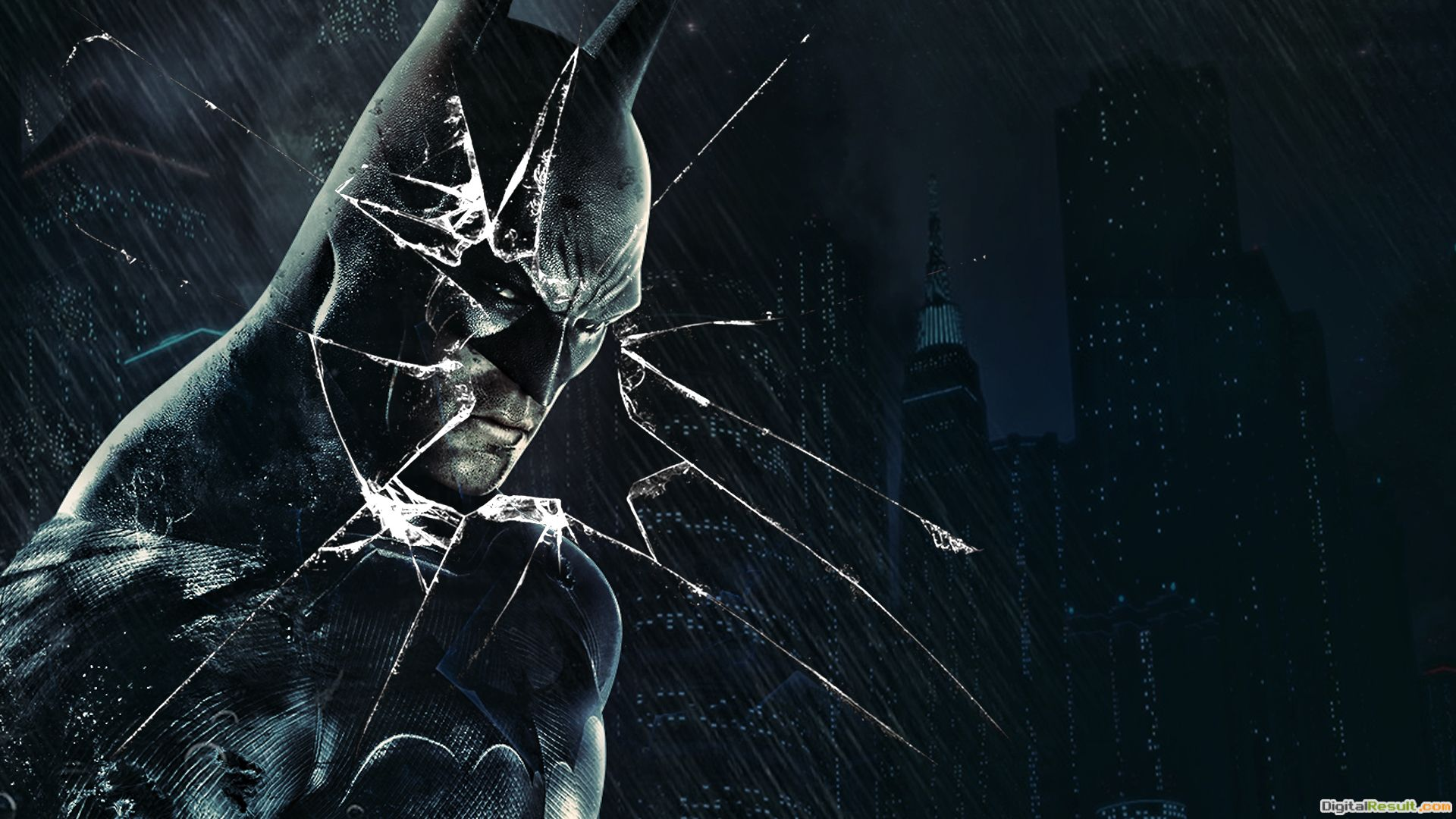 Batman City Broken Glass Entertainment hd wallpaper #1473824 1573