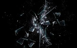 Broken glass wallpaper 652