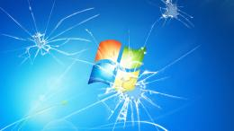description free download broken glass windows wallpaper broken glass 1719