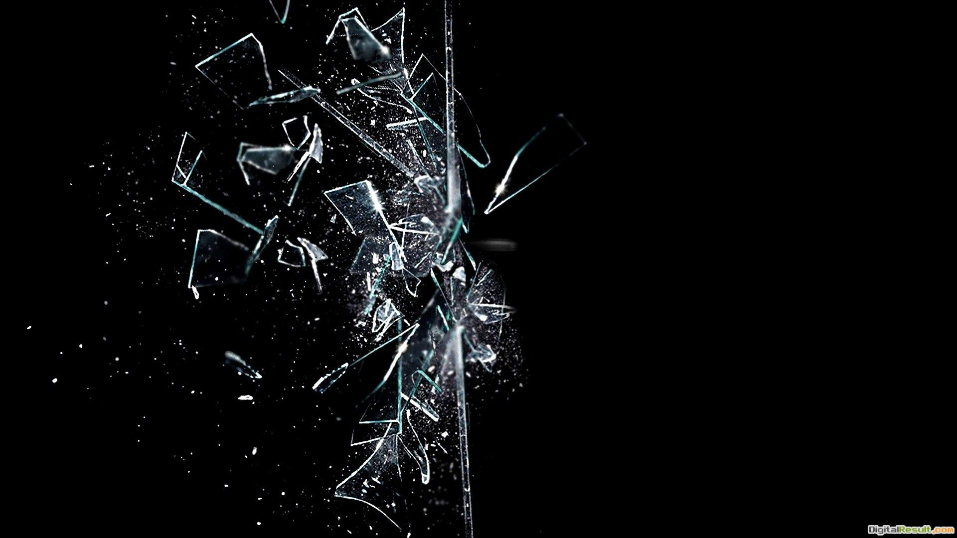Broken Glass Wallpaper 1920x1080 Broken, Glass 1577
