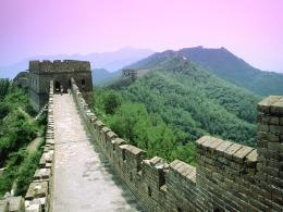 Great Wall of China Tourism Wallpaper HD 1183