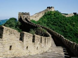 Great Wall China 1799