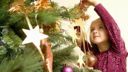 1920x1080 Child at Christmas Tree desktop wallpapers and stock photos 152