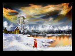 Will Be Home For Christmas Child Abstract hd wallpaper #515062 1074