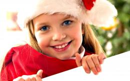 Christmas Child Smile 2013 HD WallpaperStylishHDWallpapers 806