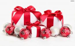 Christmas Gifts Wallpaper |  1667