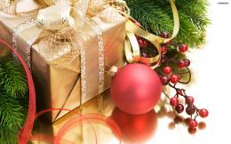 Christmas Gift Wallpaperwallpaper,wallpapers,free wallpaper 1433