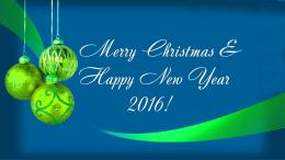 Download Merry Christmas And Happy New Year 2016 HD WallpaperOne 617