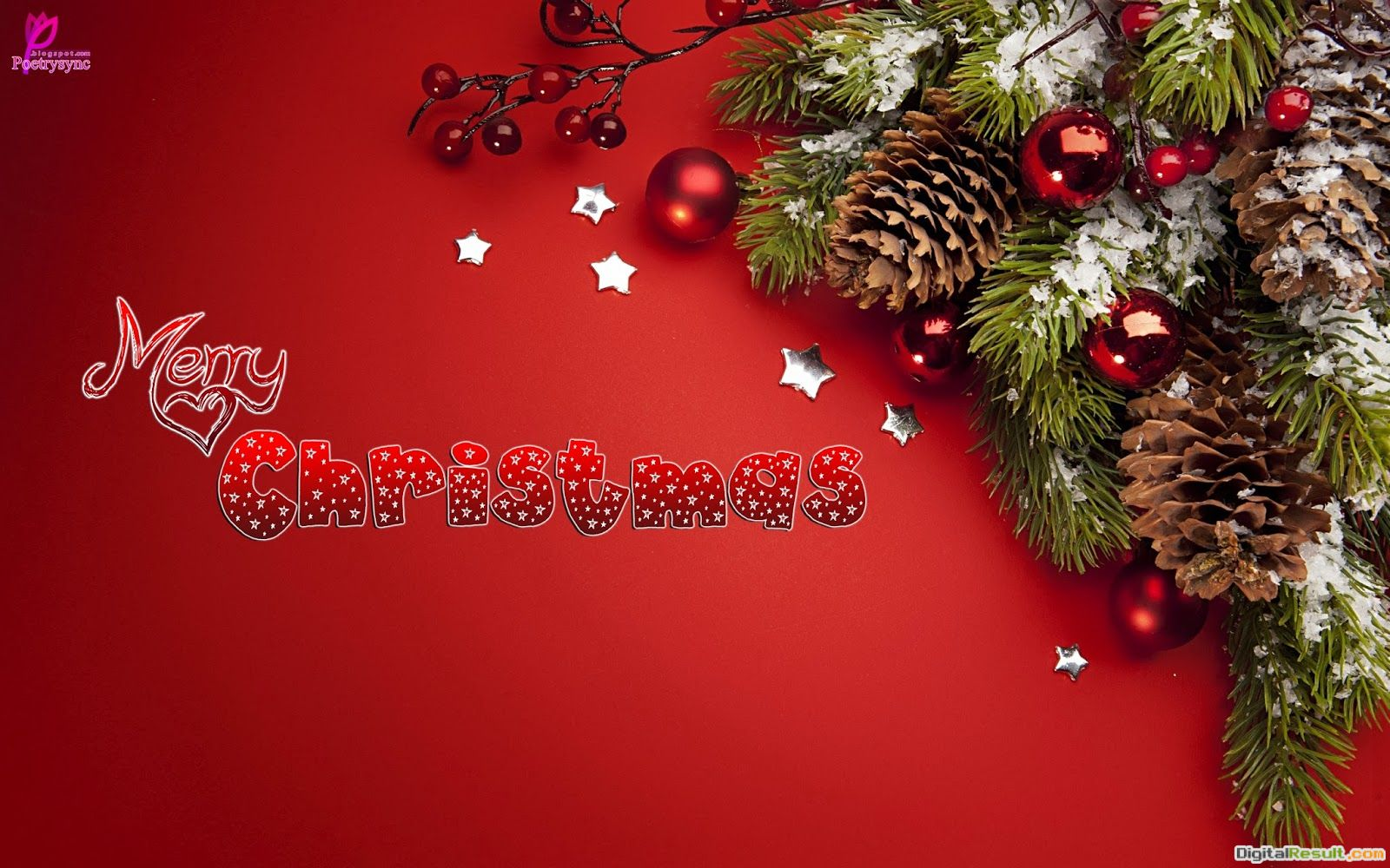 Christmas Balls Wallpapers and Christmas Wishes Messages with Pictures 130