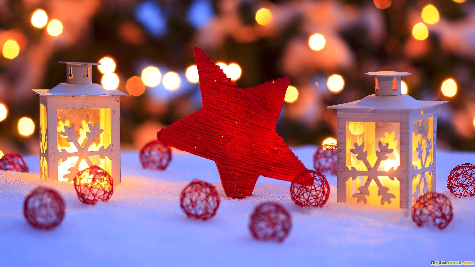 HD Christmas Backgrounds | Wallpapers9 270