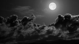 Cloudy Moon Sky Stars Space hd wallpaper #1609437 1766