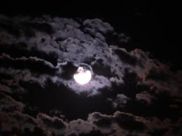 Cloudy Moon 01 by TillDeath Stock on DeviantArt 1185