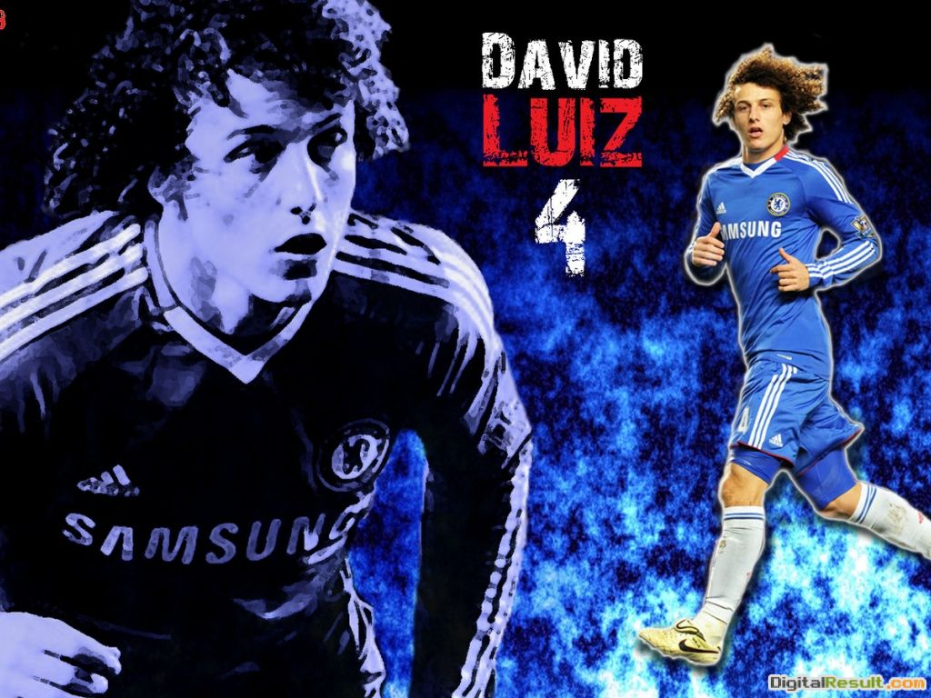 David Luiz Chelsea Wallpaper 2012 2013 01 jpg 751