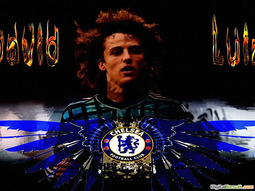 David Luiz Wallpaper 2012 Fonds d\'écran david luizpage 6 1074