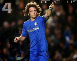 David Luiz Wallpaper ChelseaPlayer Football Wallpaper 1487