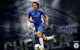 Wallpaper 2013 David Luiz Chelsea Fc | Wallpaper in Pixels 246