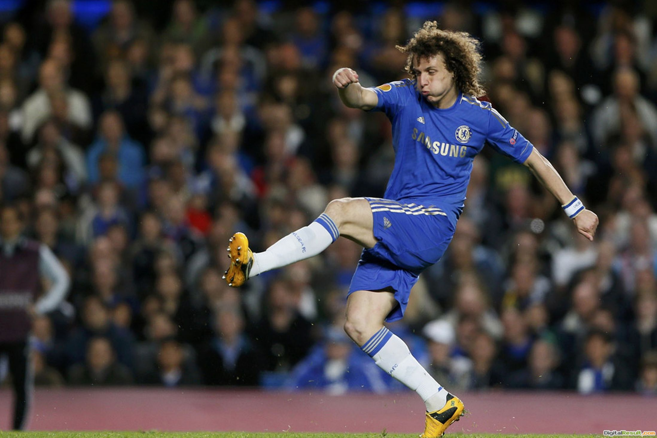 of Chelsea David Luiz superior shot wallpapers and imageswallpapers 1069