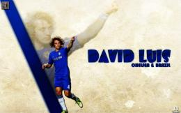 2014 david luiz chelsea destkop wallpaper | Desktop Backgrounds for 1055