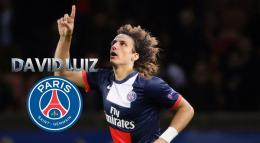 David Luiz Paris Saint GermainPSG 469