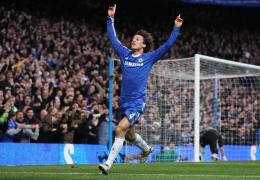 wallpapers hd for mac: David Luiz Chelsea Wallpaper HD 2013 1357
