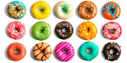 Donut Wallpaper 1656