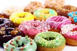 pink donuts Donuts Wallpaper36702260Fanpop 944