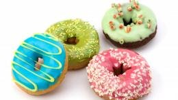 Donuts images YUMMY DONUTS! HD wallpaper and background photos 1233