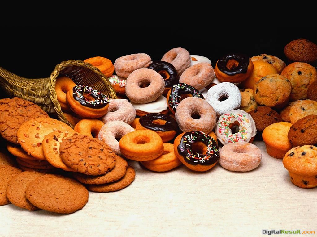 Donut WallpaperMyConfinedSpace 401