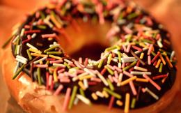 Sprinkles Wallpaper, Doughnut and Sprinkles iPhone Wallpaper, Doughnut 1169