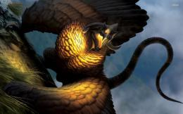 Dragon bird wallpaperFantasy wallpapers#31022 1912