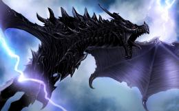 Lightning Dragon HD WallpapersNew HD Wallpapers 1283