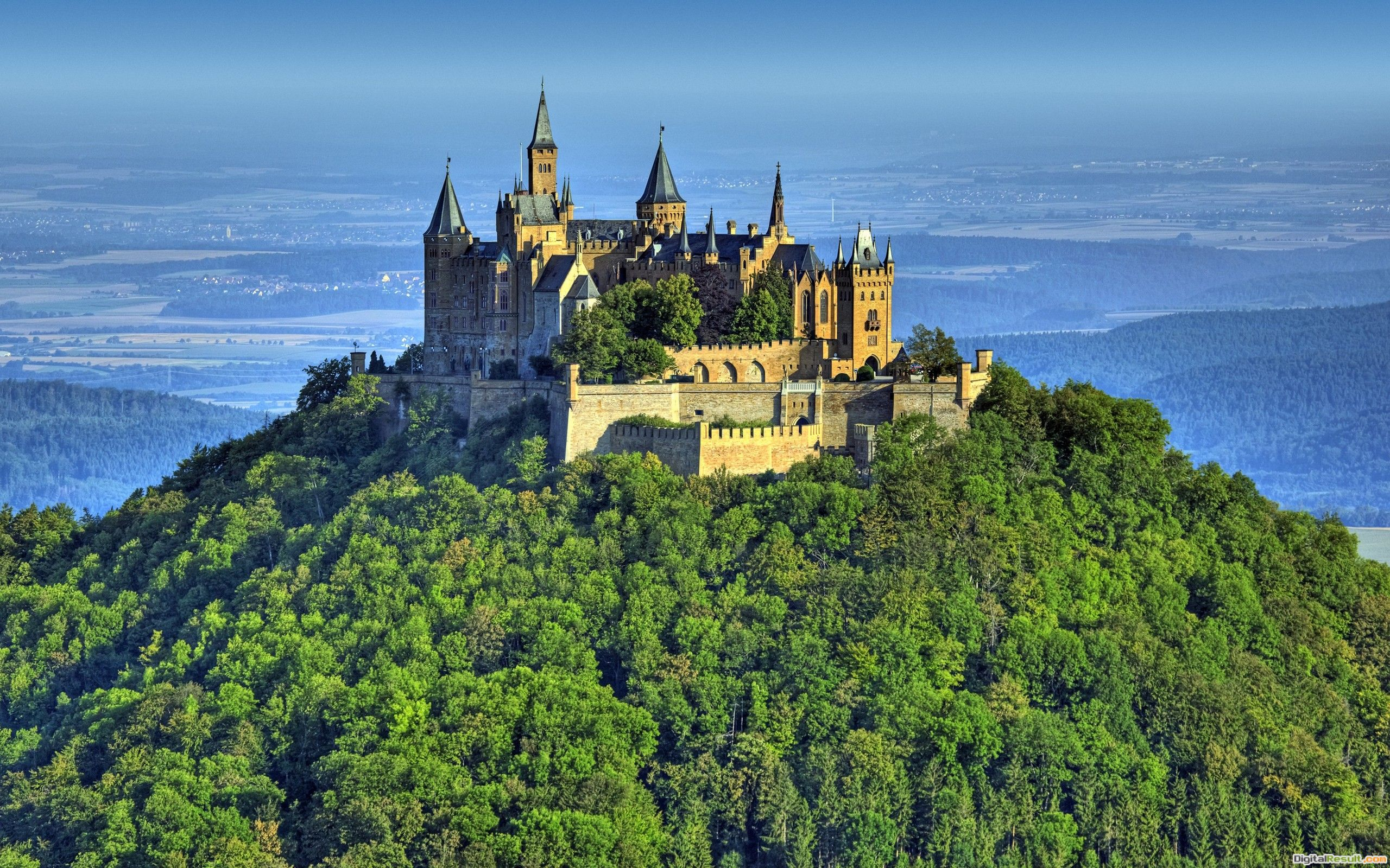 Ancient castle in Germany wallpapers and imageswallpapers, pictures 1886