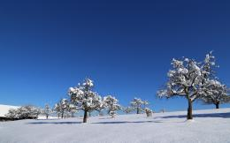 nature landscapes mountains snow sky clouds trees wallpaper background 1436