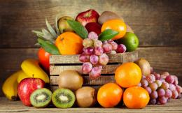 Fresh Fruits Wide Wallpapers 251