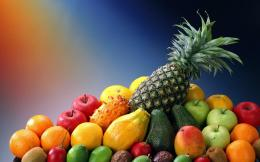 Fresh fruits wallpaper 512