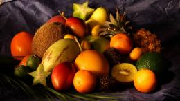 Fresh fruit Widescreen Wallpaper#13158 1202