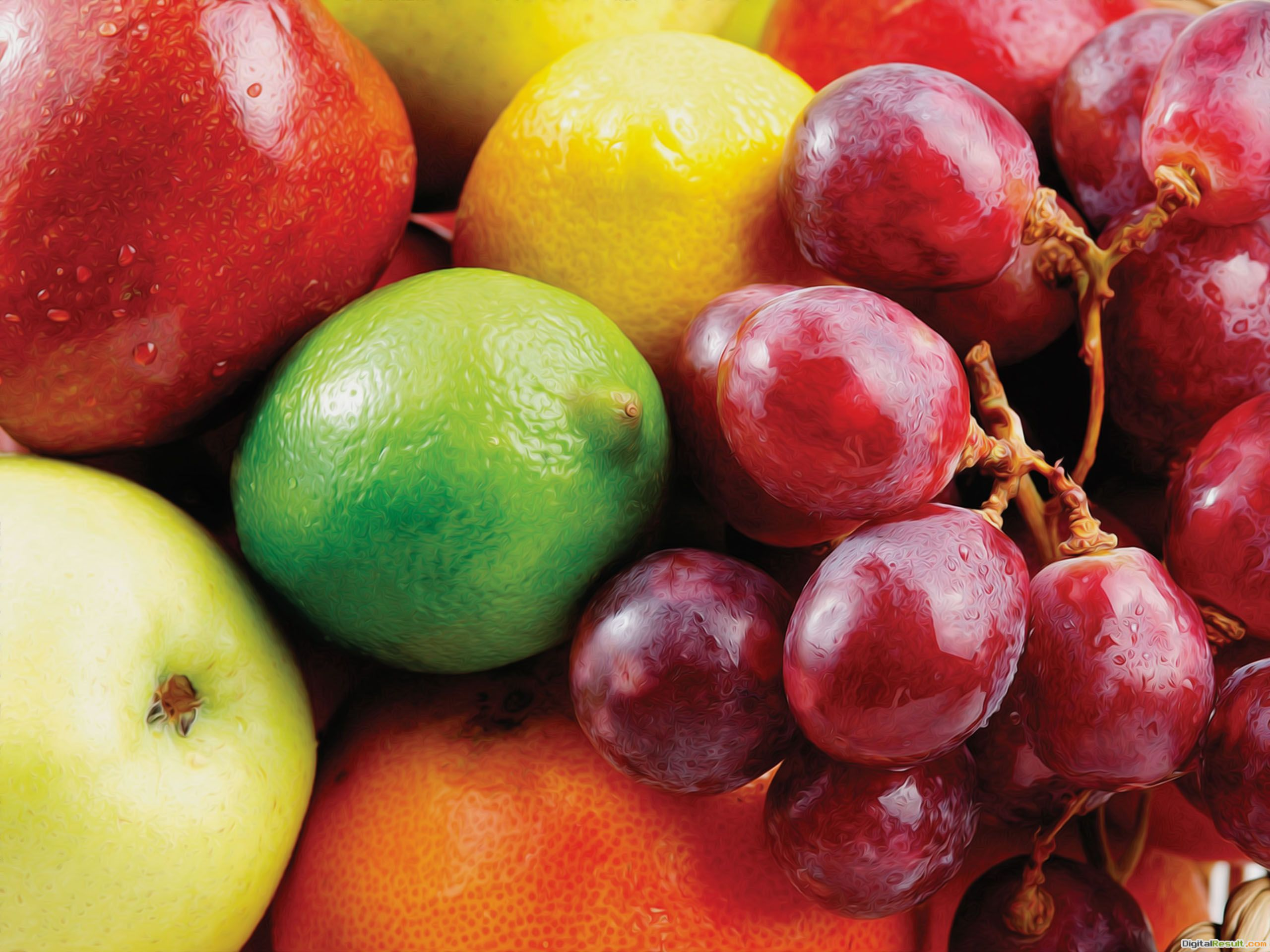 Fresh Fruits   Free Desktop Wallpapers for Widescreen, HD and Mobile 136