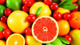Fresh Fruits Wallpaper 1339