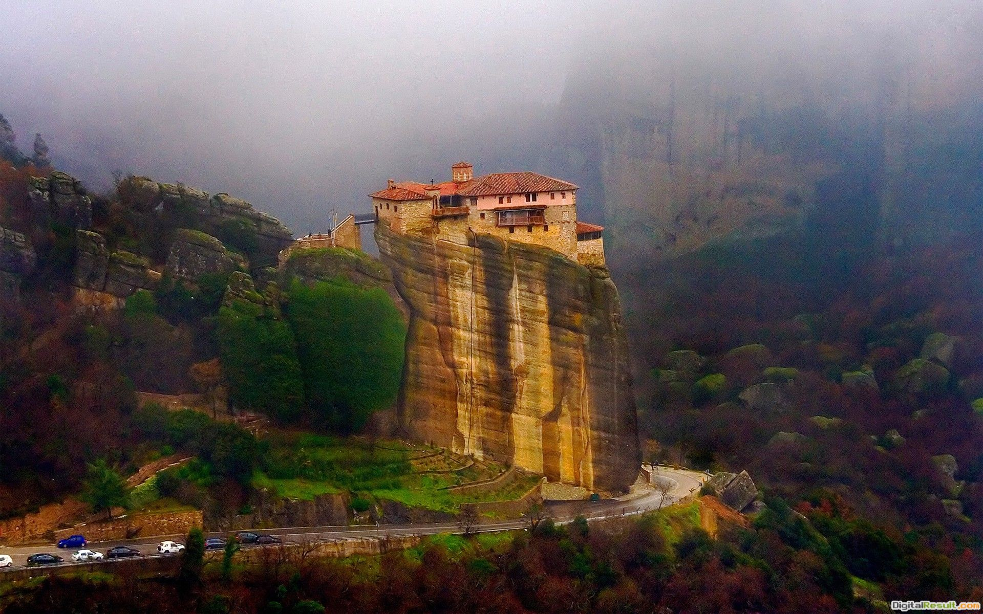House Upon A Cliff Wallpapers, Free House Upon A Cliff HD Wallpapers 506