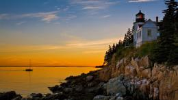 Wallpapers similares para Lighthouse On The Cliff 863