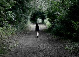 lonely path by hellibums on DeviantArt 203