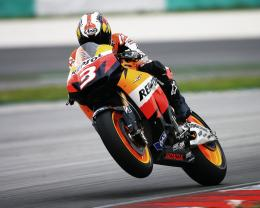 Dani Pedrosa Moto Gp Wallpaper 1654