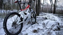 Mountain Bike Ice Wallpaper Desktop #3645 Wallpaper | High Resolution 1431