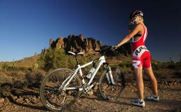 Mountain Bike Girl Wallpapers2560x16001711947 345