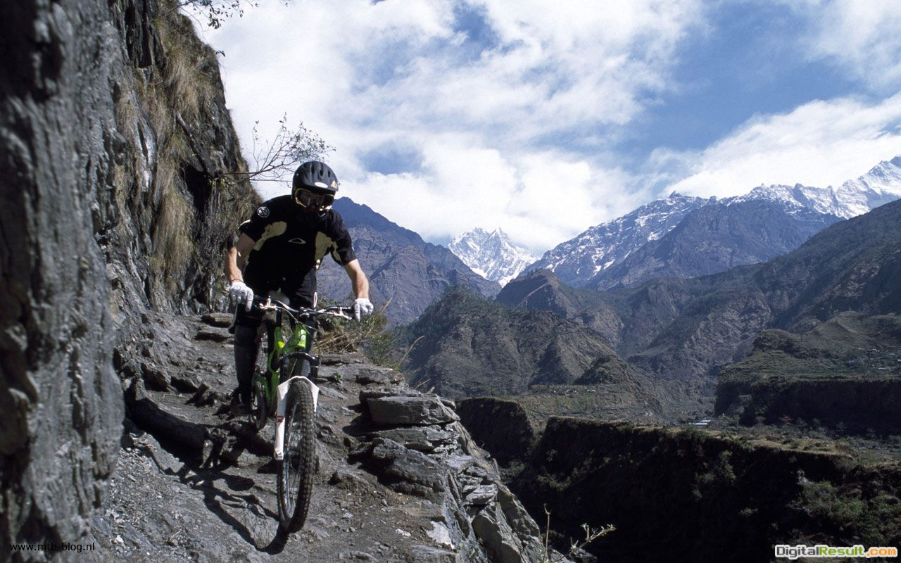Mountain Bike Action Wallpaper Picture 186 Wallpaper with 1280x800 1620