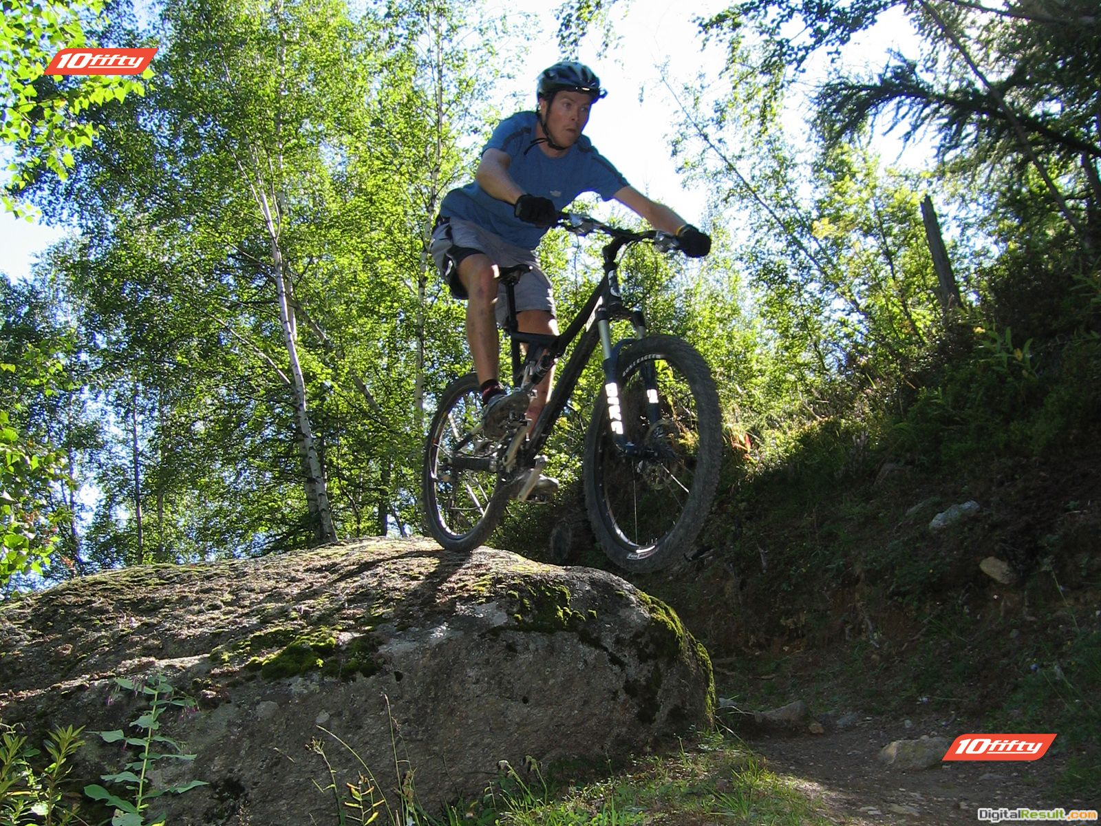 Downhill Mountain Bike Wallpaper 1920x1080 1196